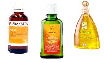 mejores marcas de aceite de arnica