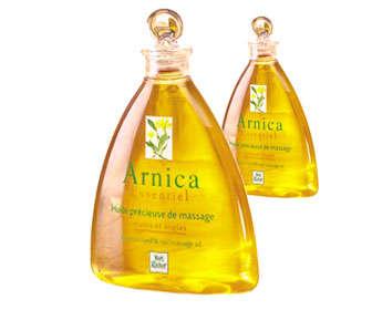 aceite arnica Yves Rocher