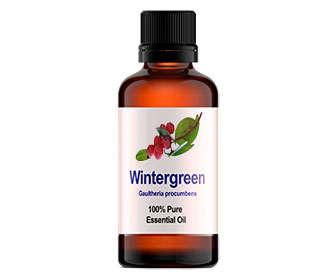 aceite esencial de gaulteria o wintegreen