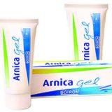 Envase con tubo de Arnica Gel Boiron