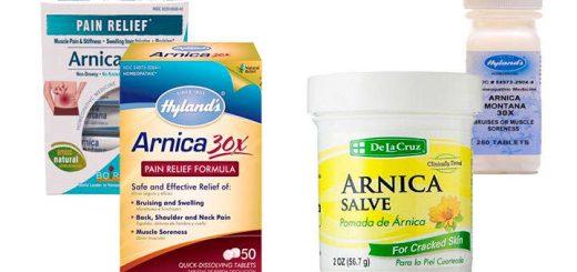 Arnica Walmart, cremas, pomadas y aceites para comprar