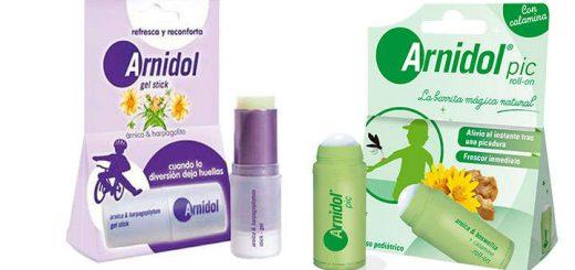 Cómo usar Arnidol con Arnica