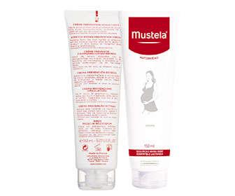 Crema Mustela para después del parto
