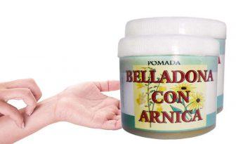 Para qué sirve la pomada de arnica y belladona